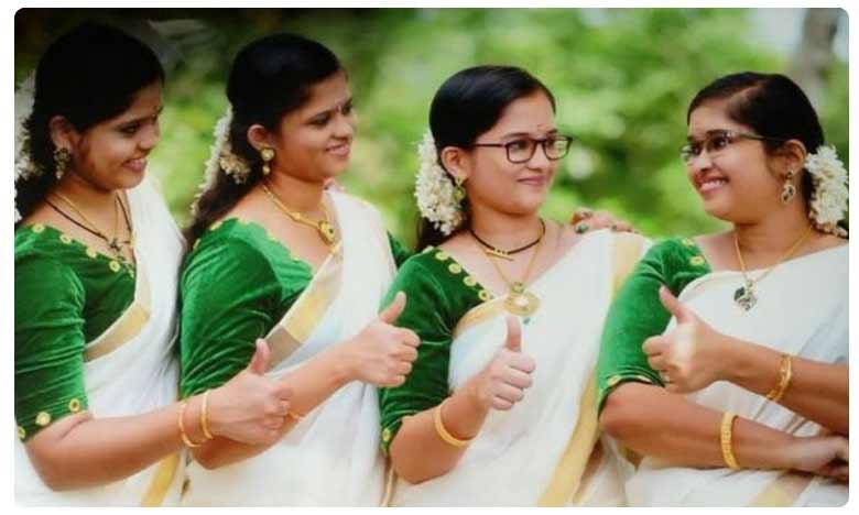 Four girls of 'Pancharatnam' quintuplets to tie knot on same day, ఈ నలుగురు అక్కాచెల్లెళ్లు..ఒకేరోజు పెళ్లిపీటలెక్కబోతున్నారు..