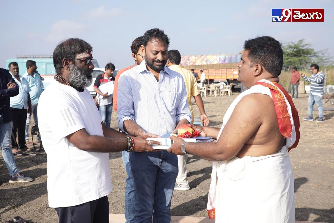 Victory Venkatesh's Powerful Film 'Naarappa' Shooting Begins in Ananthapur, వెంకటేష్ కొత్త చిత్రం 'నారప్ప' ప్రారంభం