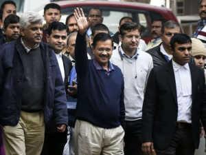 Delhi Assembly Election 2020, నామినేషన్ దాఖలుకు 6 గంటలు వెయిటింగ్.. 'సహనశీలి' కేజ్రీవాల్ ..