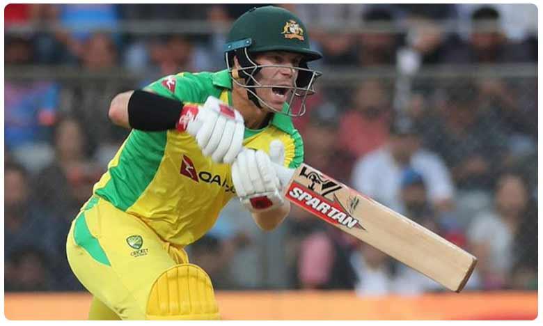 David Warner, Aaron Finch Put India To Sword As Australia Take Series Lead, వికెట్ కోల్పోకుండా.. ఆసీస్ అద్భుత విజయం!