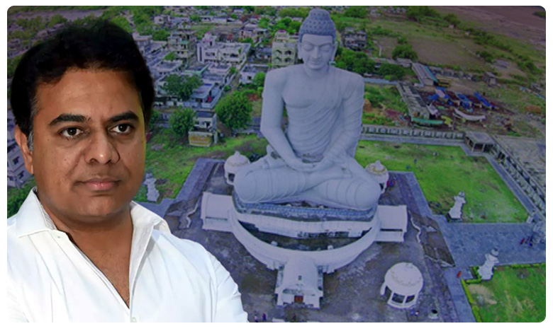 ktr satires on capital controversy, ఏపీ రాజధాని రగడపై కేటీఆర్ సెటైర్