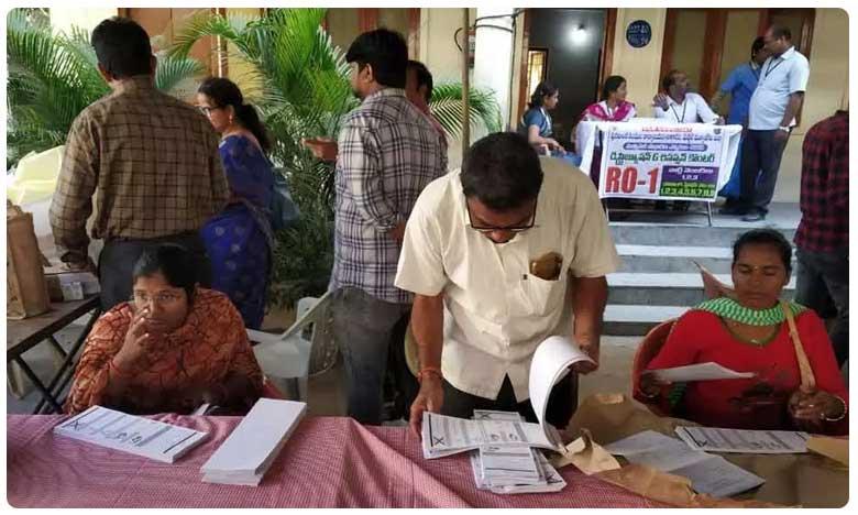 All arrangements are set for the Municipal elections in Telangana, తెలంగాణ: మునిసిపల్ ఎన్నికలకు సర్వం సిద్ధం!