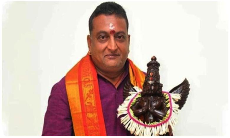 New twist in SVBC Prudhvi issue, 30 ఇయర్స్ ఇండస్ట్రీ పృథ్వీ ఎపిసోడ్లో న్యూ ట్విస్ట్! దిమ్మ తిరిగే విషయాలు