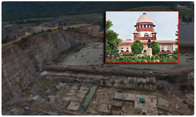 supremecourt shocks union govt, పోలవరంపై కేంద్రానికి సుప్రీం షాక్
