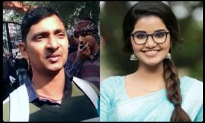 bihar board named south indian actress anupama parameswaran as stet candidate brrk nodark, ఈ చిత్రం చూశారా..?..అనుపమా ఇదేంటమ్మా..?