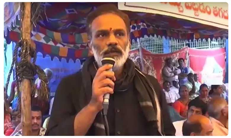 Vangaveeti Radha fires at CM Jagan Reddy, సీఎంగా ప్రమాణం చేసిన జిల్లాకే వెన్నుపోటు : వంగవీటి రాధా