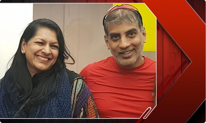 This Indian American Couple have been on the road for 400 days, అవయవదానంపై అలుపెరుగని పోరాటం.. దేశాలకే ఈ జంట ఆదర్శం