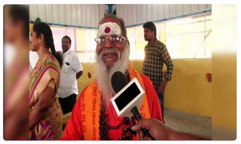Beggar Donates Rs 8 Lakh, గుడి ముందు భిక్షాటన చేసి.. అదే ఆలయానికి రూ.8 లక్షలు విరాళం!