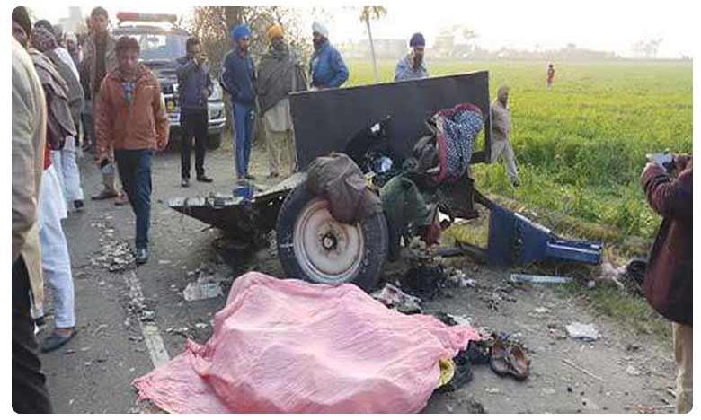 Cracker Explosion At Religious Rally In Punjab, భారీ పేలుడు… 15 మంది దుర్మరణం..