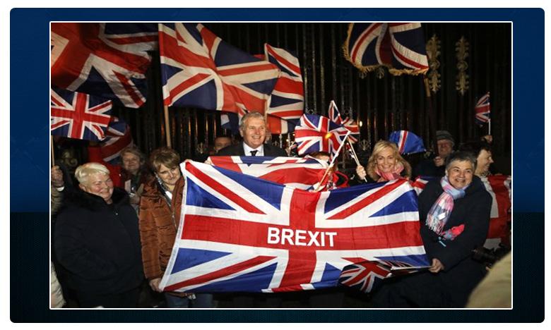 brexit process completes successfully, ఈయూ నుంచి ఇంగ్లాండ్ అవుట్