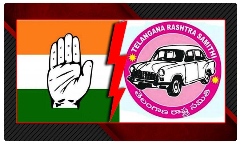 TRS vs Congress, సహకార ఎన్నికల్లో దాడులు..వెంటపడి మరీ