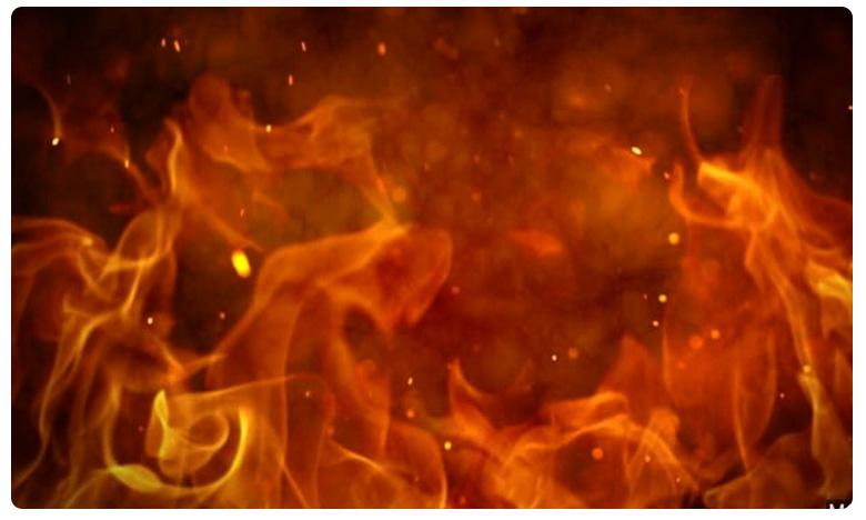 Chennai Fire Accident, Breaking: చెన్నైలో భారీ అగ్నిప్రమాదం.. ఎగిసిపడుతోన్న మంటలు..!