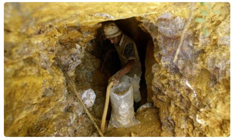 Gold Mine In UP : 3500 Tonne Gold Found, Gold Mine : యూపీలో ఆ గుట్ట నిండా బంగారమే..విలువ ఎంతంటే..?