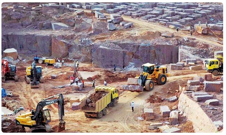 Granite Mining Excavations, Granite Mining Excavations: ప్రకాశం జిల్లా….  గ్రానైట్  తవ్వకాల్లో అక్రమాలు…  రూల్స్ ఉల్లంఘించిన రెండు సంస్థలు