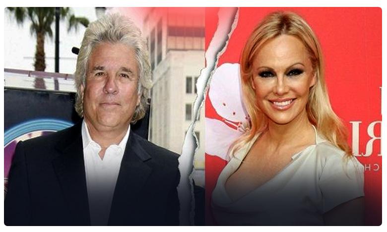 Actress Pamela Anderson secretly tied the knot, అయిదో మొగుడు-ఆరో భార్య.. ఆ పెళ్లి కూడా పెటాకులే !