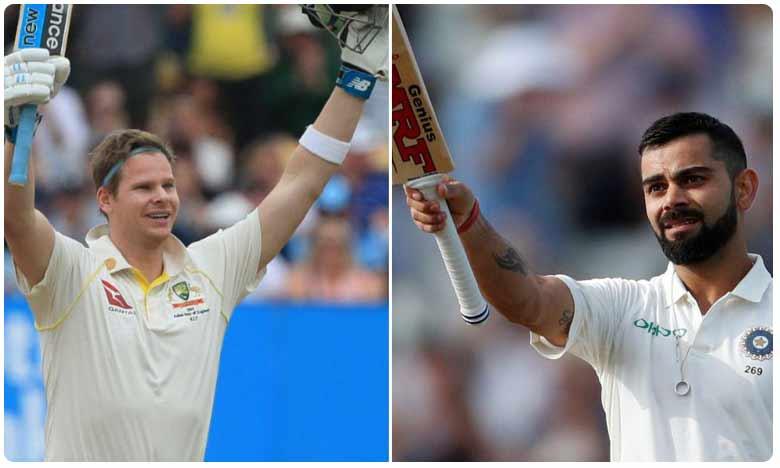 ICC Test Rankings, ICC Test Rankings: కోహ్లీ పతనం.. మరోసారి టాప్ ప్లేస్లోకి వచ్చిన టెస్టుల రారాజు..