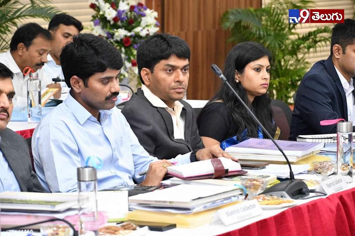 District Collectors Meeting With CM KCR, ప్రగతి భవన్లో 'ముఖ్యమంత్రి కేసీఆర్' అధ్యక్షతన కలెక్టర్ల  సమావేశం