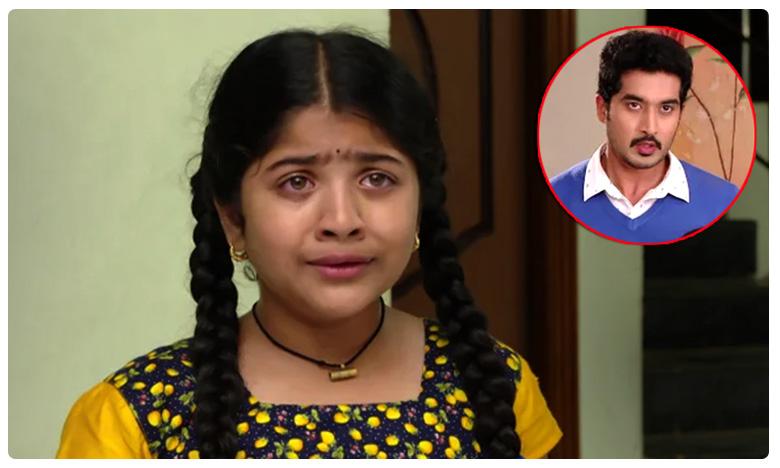 Telugu Karthika Deepam Serial, మీ డాడీ తినకుండా వెళ్తున్నాడే '