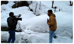 Jammu & Kashmir: Tourist Paradise Jammu & Kashmir, Jammu & Kashmir: సొంతగడ్డపై పరాయిలా.. పర్యాటక స్వర్గధామం –పాత్రికేయులకు నిత్యనరకం