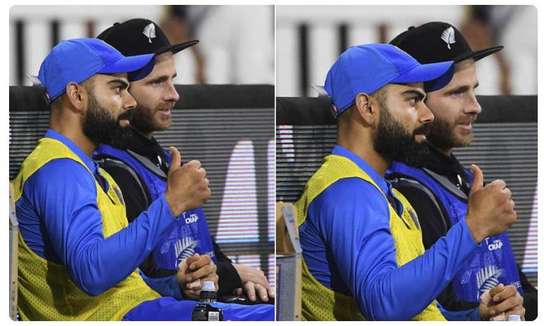 'Most talented waterboys': Virat Kohli and Kane Williamson's image goes viral, వారెవ్వా.. ఇది కదా క్రీడా స్ఫూర్తి అంటే…