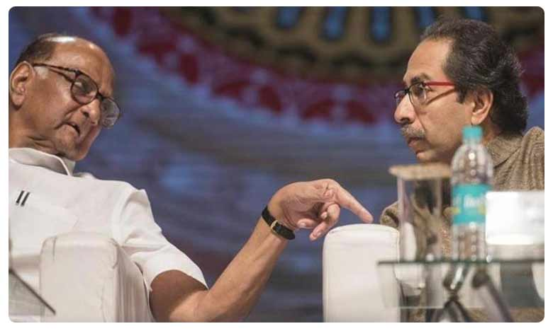 "Sharad Pawar Targets Uddhav Thackeray Over Transfer Of Bhima-Koregaon Case, ""మహా""లో లుకలుకలు.. ఉద్దవ్పై శరద్ పవార్ అసంతృప్తి.. నెక్ట్స్ ఏంటీ..?"