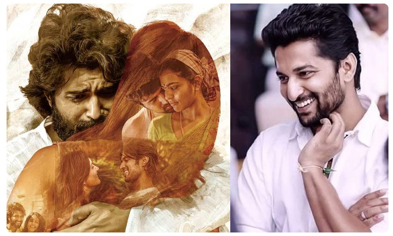 World Famous Lover: Nani Escaped From Huge Flop, World Famous Lover : సైడై సేఫైయిపోయిన నాని
