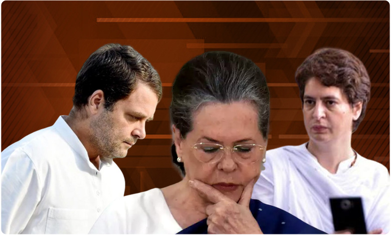 congress suffers with defeats, దేశంలో కనుమరుగవుతున్న కాంగ్రె 'ష్'!