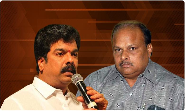 IT Raids in Andhra Pradesh, IT Raids in AP: వైసీపీ జప్ఫాలు అంటూ.. ఐటీ దాడులపై టీడీపీ నేతల ఫైర్..!