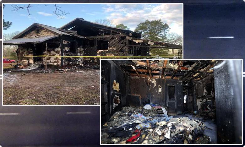 Mother and six children killed in Mississippi house fire, అమెరికాలో విషాదం..తల్లి సహా ఆరుగురు చిన్నారులు సజీవదహనం