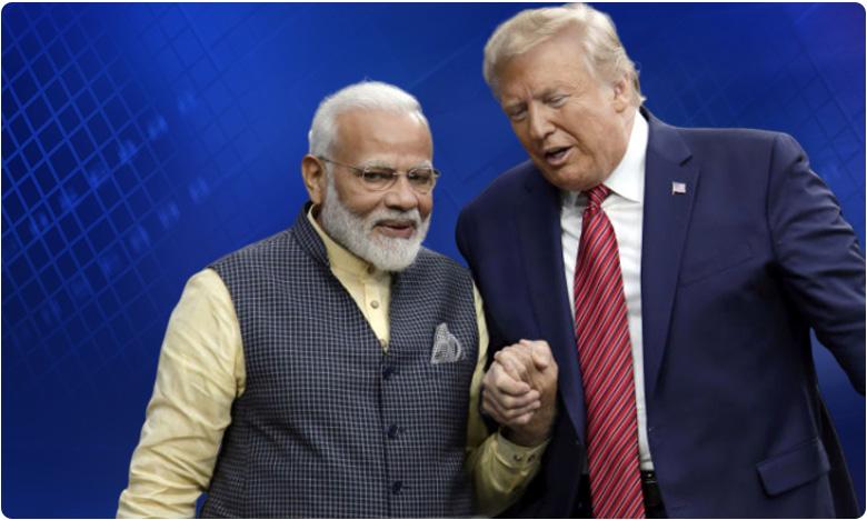 we are not treated very well by india says trump india visit feb.24-25 pm modi ahmadabad stadium, 'ఇండియాతో వాణిజ్య ఒప్పందమా ? ఇప్పట్లో లేనట్టే'…