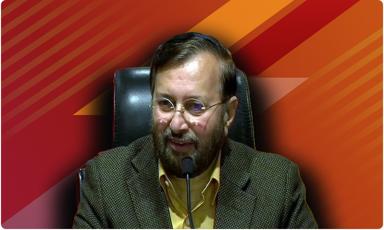 bjp blames congress and aap for delhi violance, ' మీ నిర్వాకం తెలియనిదెవరికి'? సోనియాపై జవదేకర్ ఫైర్