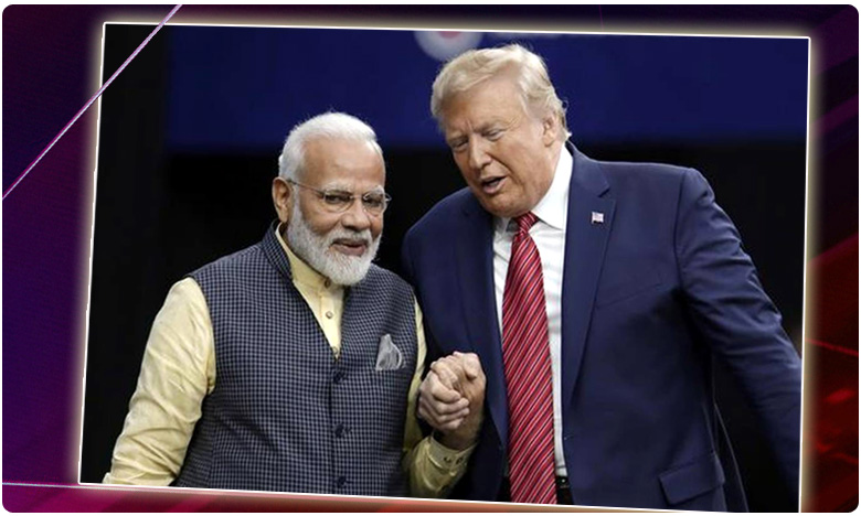 Trump India Tour In February, నా సభకు 70 లక్షల మంది వస్తేనే బెటర్.. ట్రంప్