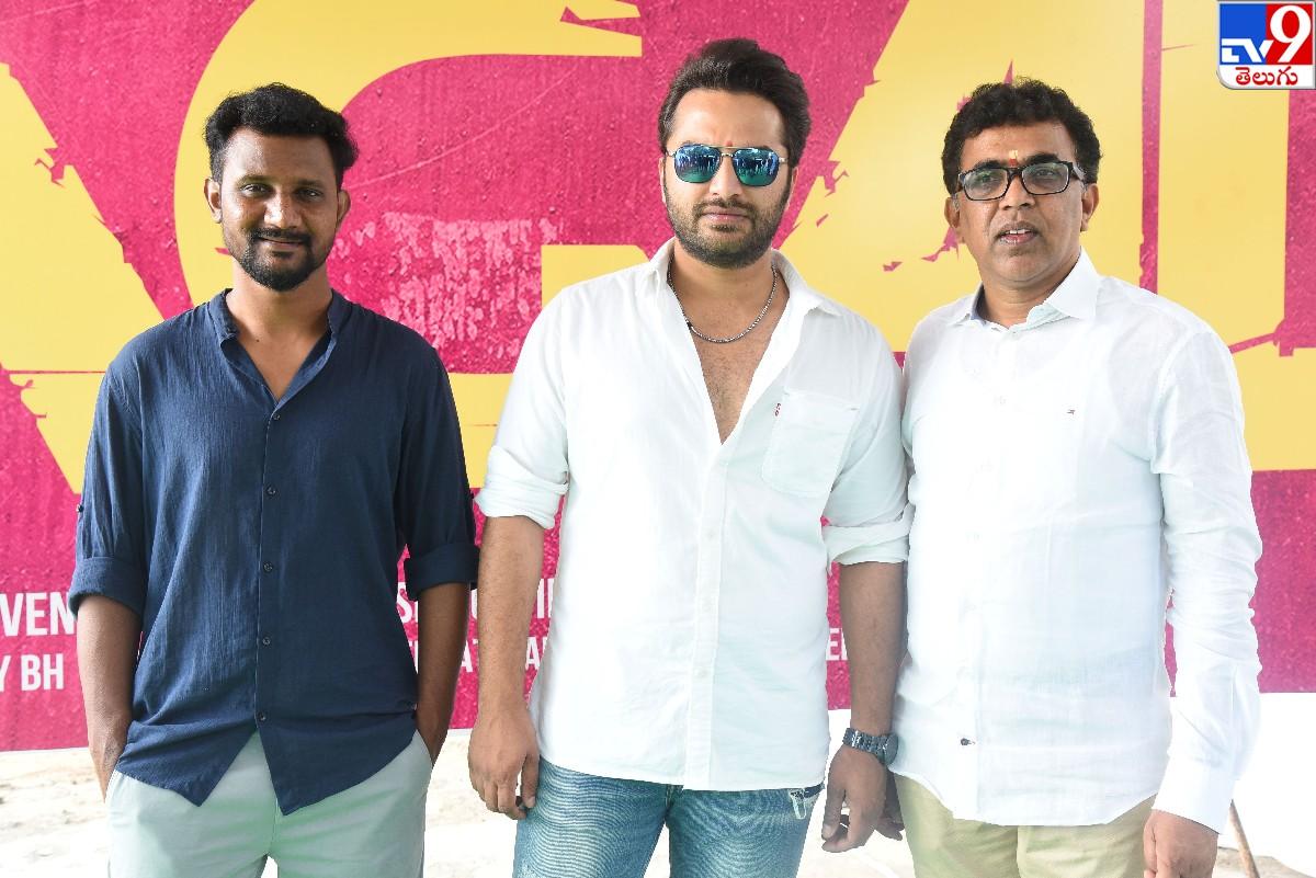 Paagal Movie Launch Photos, రానా చేతులు మీదుగా విశ్వక్సేన్ 'పాగల్' మూవీ ప్రారంభం..