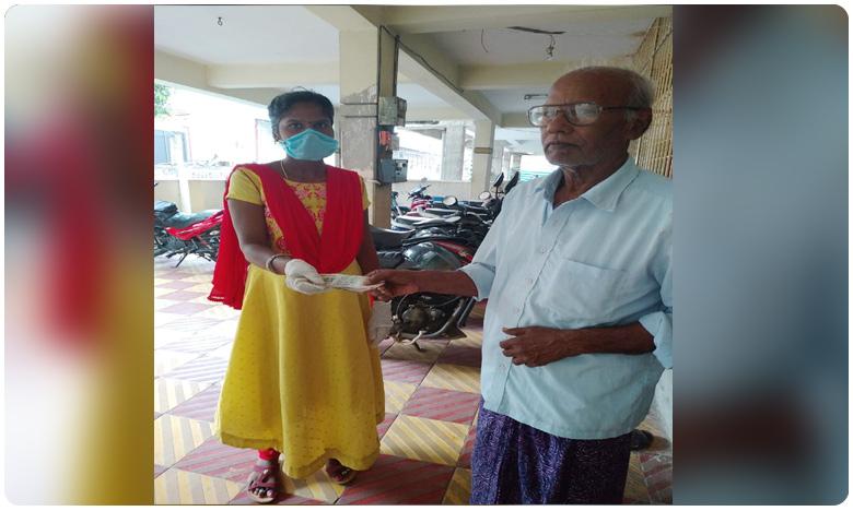 Asifabad Man Demands Aasara Pension As His Wife Left Him, భార్య వదిలేసి వెళ్లింది.. ఒంటరి పురుషుడి కోటాలో పింఛన్ ఇవ్వండి